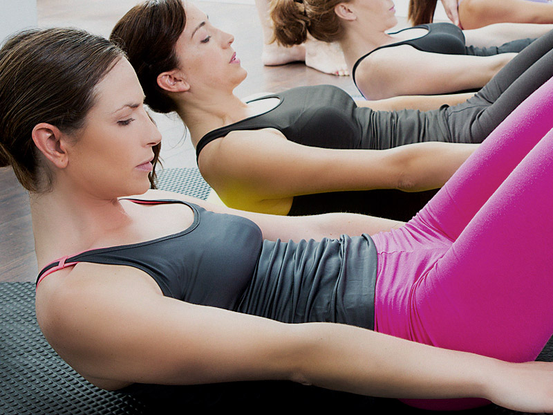 Pilates at White Oaks