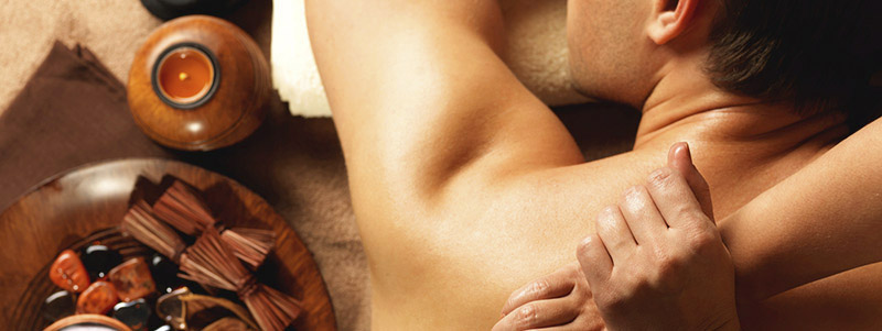 Spa treatment for men in Niagara