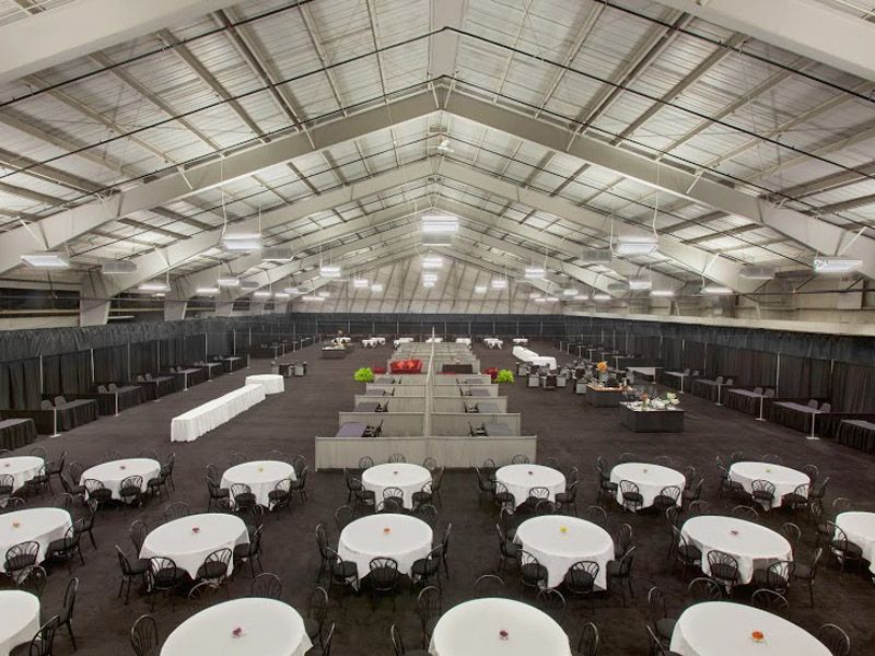 best new tradeshow facilities at Niagara conference centre