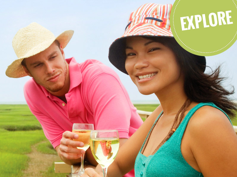 discover wineries tour