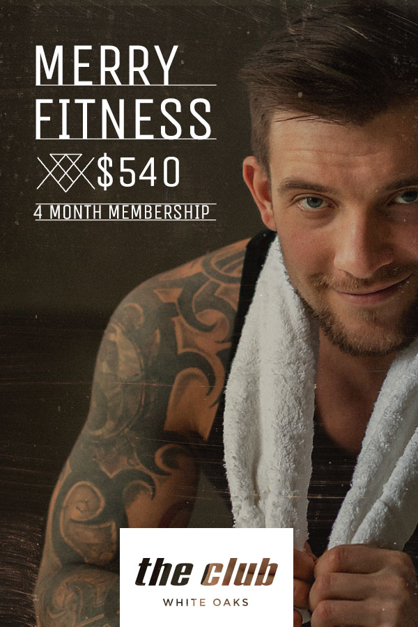 fitness club offer