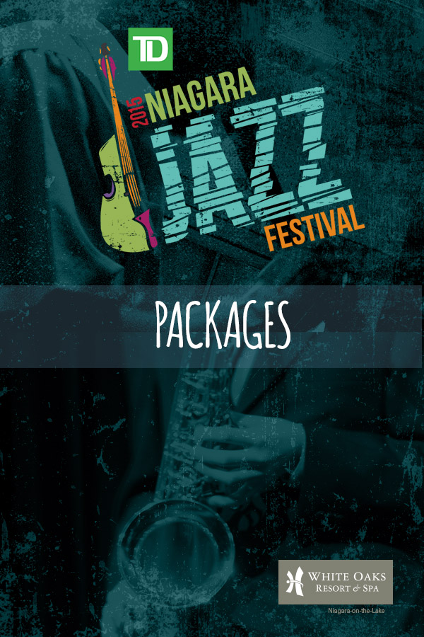 Niagara Jazz festival packages