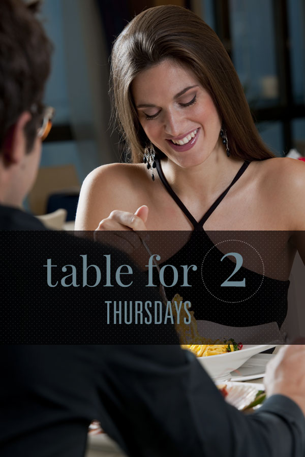 tablefor two offer