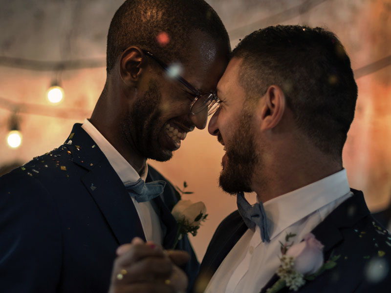 lgbtq inclusive weddings